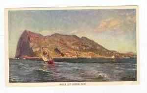 View Of The Rock Of Gibraltar, Gibraltar, United Kingdom, 1900-1910s