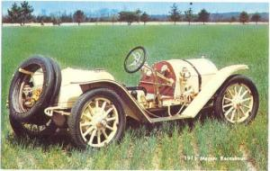 1911 Mercer Raceabout, Chrome