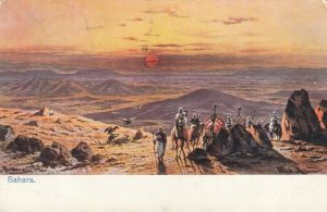 AFRICA, PU-1907; Sahara