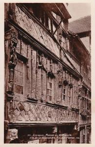 RP, Maison Du XVI Siecle, Dite De La Salamandre, Rue Aux Fevres, Lisieux (Cal...