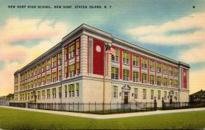 New York Staten Island New Dorp High School