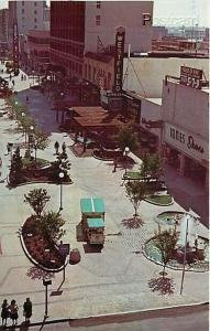 CA, Fresno, California, Fresno  Mall, Innes Shoes,  Dexter Press No. 99181-B