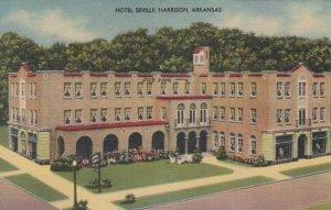 HARRISON , Arkansas, 1948 ; Hotel Seville