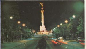 Postal 5885 : Mexico, el angel de la columna de la independencia