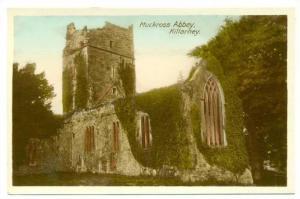 RP; Muckross Abbey , Killarney , Ireland , 1920-40s
