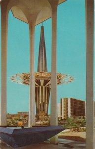 TULSA , Oklahoma, PU-1968 ; Prayer Tower, Oral Roberts University