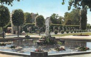 Postcard cpsm France les Merveilles du Berry Bourges