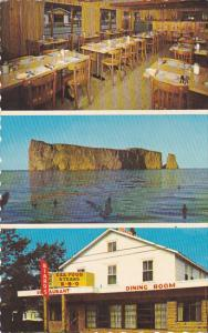 Biard's Restaurant Perce Quebec Canada
