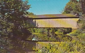 Corbin Covered Bridge North Newport New Hamshire
