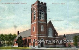 St Lukes Episcopal Church in Kearney, Nebraska