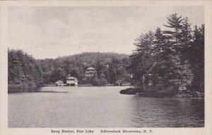 Snug Harbor Star Lake Adirondack Mountains New York Albertype