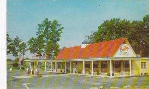 North Carolina Cobbs Motel And Restaurant