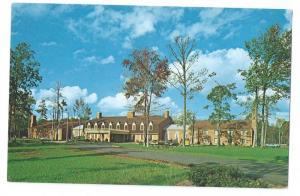 Holiday Inn 1776 Williamsburg VA Chrome Postcard