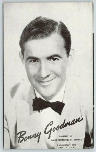 Chicago* Racially Integrated Big Band Leader & Clarinetist Benny Goodman~1930s