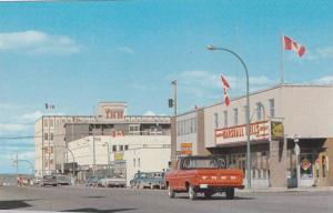 Street View , YELLOWKNIFE , N.W.T.  , Canada , 1950-60s #2