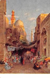 Cairo Egypt, Egypte, Africa Street Scene Cairo Street Scene