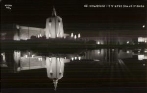 San Francisco 1939 Golden Gate Expo MOULIN Real Photo Postcard #66