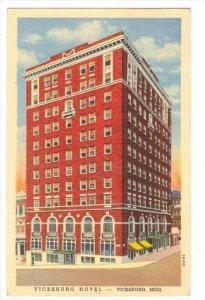 Vicksburg Hotel, Vicksburg, Mississippi, PU-1944