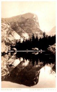 California Yosemite   Mirror lake RPC