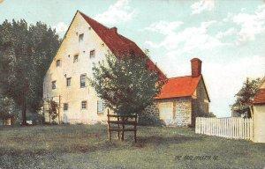 LPS06 Ephrata Pennsylvania The Saal Postcard