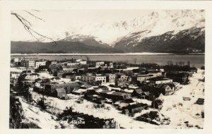 RP , SEWARD , Alaska , 1910-20ss ; Mid-Winter