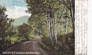 Bethlehem, Gale River Road, White Mts., New Hampshire,  PU-1906