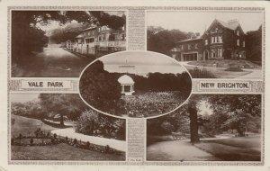 RP: NEW BRIGHTON , England, 1931 ; Vale Park