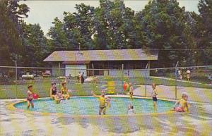 Alabama Warrior Swimming Pool At Rickwood Caverns Park