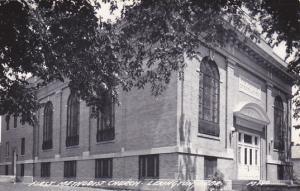 RP: LEXINGTON, Nebraska, 1930-50s; First Methodist Church