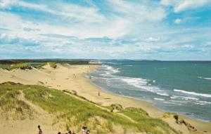 Cavendish Beach, PRINCE EDWARD ISLAND, Canada, 40-60´s