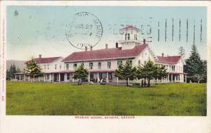 Oregon Seaside The Seaside House 1906