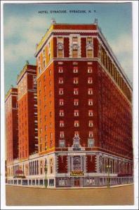 Hotel Syracuse NY
