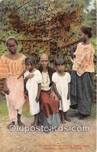 Smoking Postcard Postcards Cagayan, Philippines Native Women Smoking Family C...