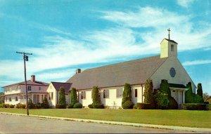 Rhode Island St Clare's Catholic Church