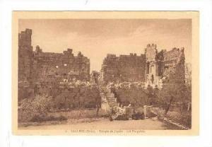 BAALBEK (Syrie).-Temple de Jupiter - Les Propylees, 1910s