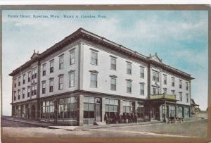 RAWLINS , Wyoming , 00-10s; Ferris Hotel