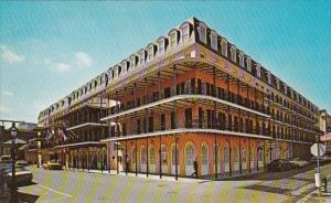 Louisiana New Orleans Le Downtowner Motor Inn Bourbon Street