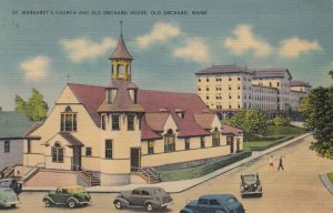 OLD ORCHARD , Maine , 30-40s ; St Margaret's Church