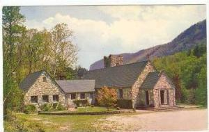 Church Of The Transfiguration (Episcopal) In Hickory Nut Gorge, Bat Cave, Nor...