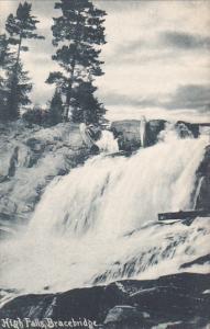 High Falls , BRACEBRIDGE , Ontario , Canada , 1900-10s