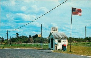 FL, Ochopee, Florida, Smallest Post Office in US, Lot of 2