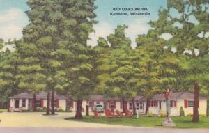 Wisconsin Kenosha Red Oaks Motel