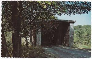 County Farm Covered Bridge - Dover NH, New Hampshire