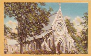 Iowa Davenport Trinity Cathedral Dexter Press
