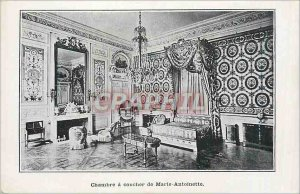 Postcard Old House Sunset Marie Antoinette Compiegne