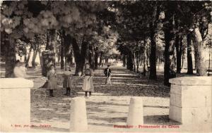 CPA PONTARLIER - Promenade du Cours (350026)