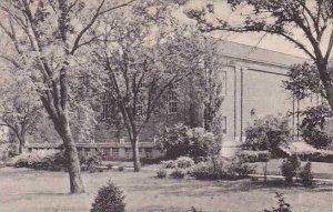 Iowa Lamoni Graceland College Zimmerman Hall Gymnasium Albertype