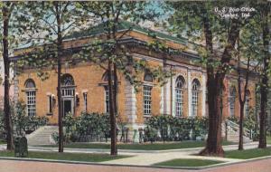 Post Office , GOSHEN , Indiana , 30-40s