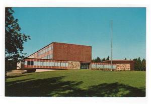 Anchorage,  Alaska. Early View of Methodist University