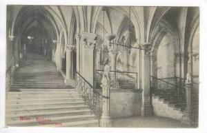 WIEN, Austria, Rathaus, Treppenaufgang, 00-10s
